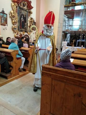 biskup Mikuláš