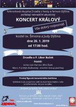 3 králový koncert Dýšina